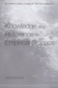 Ebook in inglese Knowledge and Reference in Empirical Science -, -