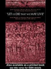 'Let us die that we may live'
