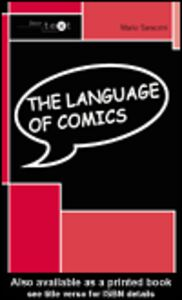Ebook in inglese The Language of Comics Saraceni, Mario