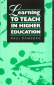Ebook in inglese Learning to Teach in Higher Education