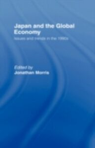 Ebook in inglese Japan and the Global Economy
