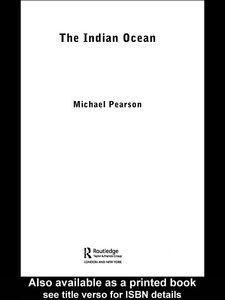 Ebook in inglese The Indian Ocean Pearson, Michael