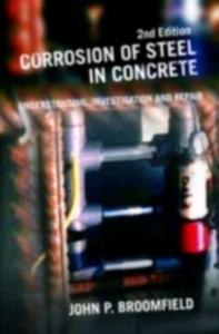 Ebook in inglese Corrosion of Steel in Concrete Broomfield, John P.