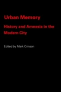 Ebook in inglese Urban Memory -, -