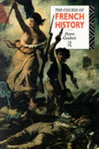 Ebook in inglese Course of French History Goubert, Pierre
