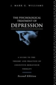 Ebook in inglese Psychological Treatment of Depression Williams, J. Mark G.