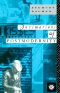 Foto Cover di Intimations of Postmodernity, Ebook inglese di  edito da Taylor and Francis