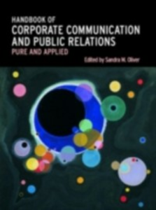 Ebook in inglese Handbook of Corporate Communication and Public Relations -, -
