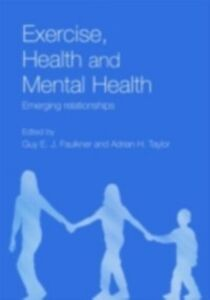 Foto Cover di Exercise, Health and Mental Health, Ebook inglese di  edito da Taylor and Francis