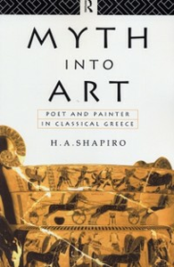 Ebook in inglese Myth Into Art Shapiro, H. A.
