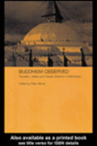 Ebook in inglese Buddhism Observed Moran, Peter