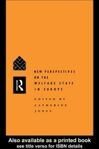 Ebook in inglese New Perspectives on the Welfare State in Europe -, -
