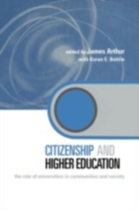 Ebook in inglese Citizenship and Higher Education -, -