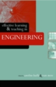 Ebook in inglese Effective Learning and Teaching in Engineering -, -