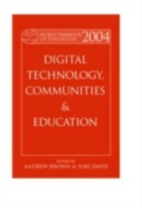 Ebook in inglese World Yearbook of Education 2004 -, -