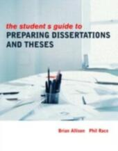 Student's Guide to Preparing Dissertations and Theses
