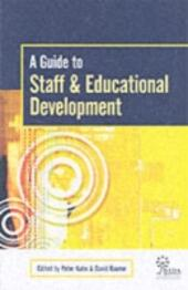 Guide to Staff & Educational Development