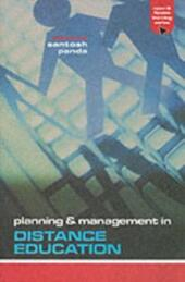 Planning and Management in Distance Education