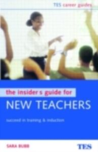 Ebook in inglese Insider's Guide for New Teachers Bubb, Sara