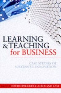 Foto Cover di Learning and Teaching for Business, Ebook inglese di  edito da Taylor and Francis