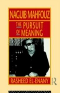 Ebook in inglese Naguib Mahfouz El-Enany, Rasheed