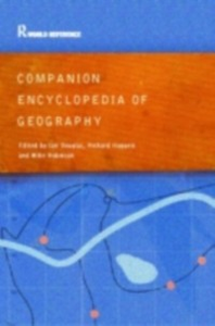 Ebook in inglese Companion Encyclopedia of Geography -, -