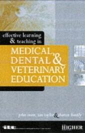 Effective Learning and Teaching in Medical, Dental and Veterinary Education