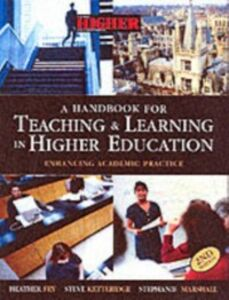 Ebook in inglese Handbook for Teaching and Learning in Higher Education -, -
