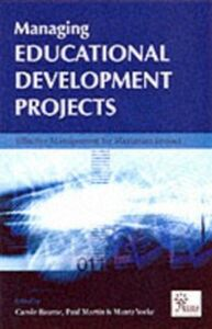 Ebook in inglese Managing Educational Development Projects -, -