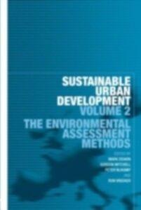 Ebook in inglese Sustainable Urban Development Volume 2
