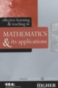 Foto Cover di Effective Learning and Teaching in Mathematics and Its Applications, Ebook inglese di  edito da Taylor and Francis