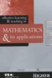 Ebook in inglese Effective Learning and Teaching in Mathematics and Its Applications -, -