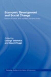 Ebook in inglese Economic Development and Social Change -, -