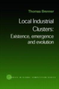 Ebook in inglese Local Industrial Clusters Brenner, Thomas