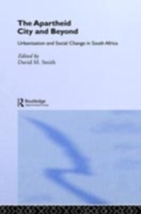 Ebook in inglese Apartheid City and Beyond -, -