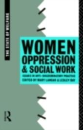 Women, Oppression and Social Work