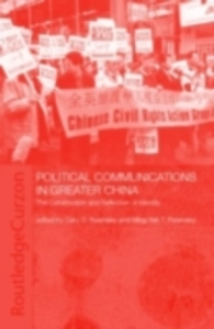 Ebook in inglese Political Communications in Greater China -, -