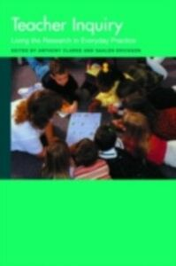 Foto Cover di Teacher Inquiry, Ebook inglese di  edito da Taylor and Francis