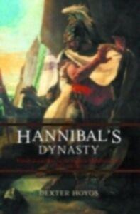 Ebook in inglese Hannibal's Dynasty Hoyos, Dexter