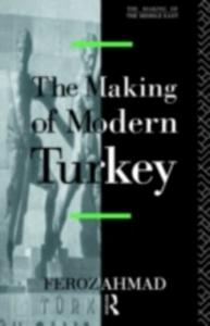 Ebook in inglese Making of Modern Turkey Feroz, Ahmad