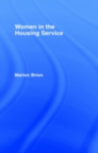Ebook in inglese Women in the Housing Service Brion, Marion
