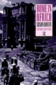 Ebook in inglese Rome in Africa Raven, Susan