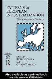 Patterns of European Industrialisation
