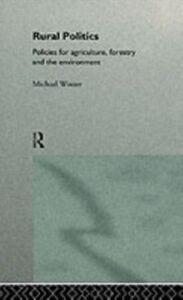 Foto Cover di Rural Politics, Ebook inglese di Michael Winter, edito da Taylor and Francis