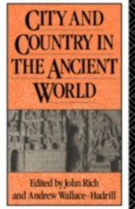 Ebook in inglese City and Country in the Ancient World -, -