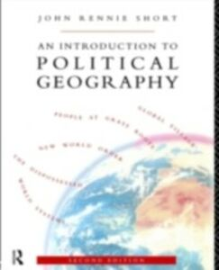 Ebook in inglese Introduction to Political Geography Short, John Rennie