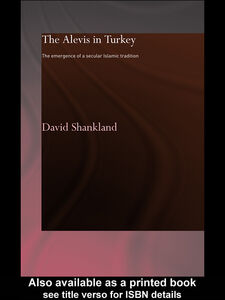 Ebook in inglese The Alevis in Turkey Shankland, David