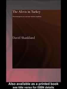 Ebook in inglese The Alevis in Turkey Shankland, David