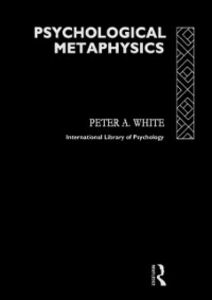 Ebook in inglese Psychological Metaphysics
