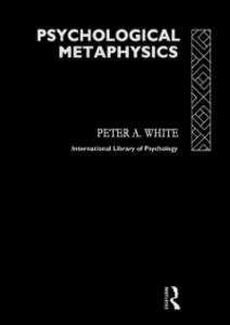 Ebook in inglese Psychological Metaphysics -, -